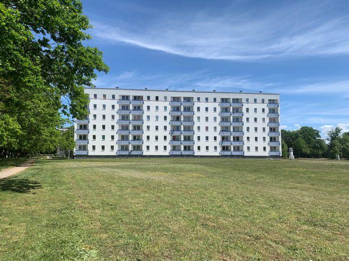 Renovierte, helle 1-Raum-Wohnung in Schwerin