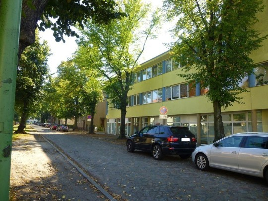 Sofort beziehbare 2 Zimmer-Wohnung in Oranienburg mit großer Küche