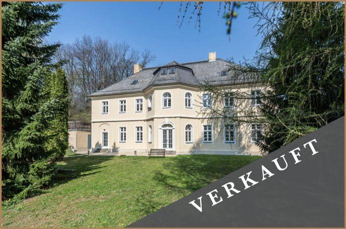 *RESERVIERT* Fabrikantenvilla - Oberlausitz - Bautzen - Obergurig