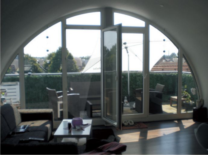Studiowohnung mit Dachterrasse