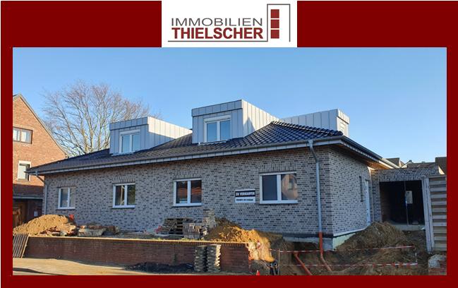 Rechte Doppelhaushälfte mit Garage in Übach-Palenberg, Frelenberg