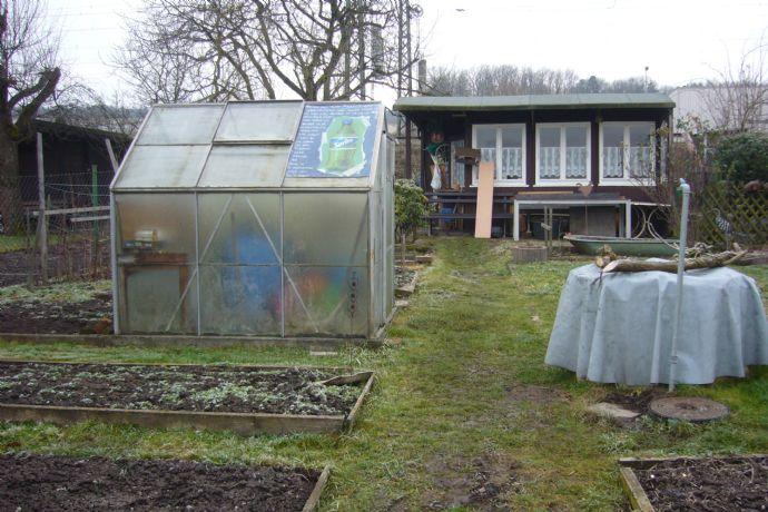 Wunderschöne Kleingartenanlage mit Gartenhaus in Ansbach-Eyb
