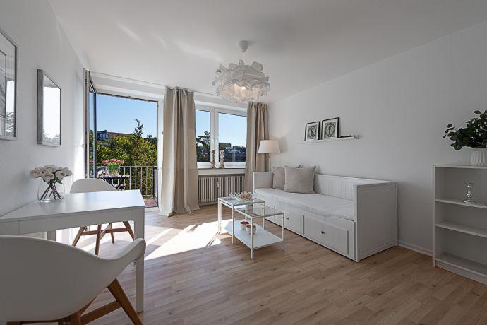 Stilvoll möbliertes Apartment in ruhiger Top-Lage im Zooviertel