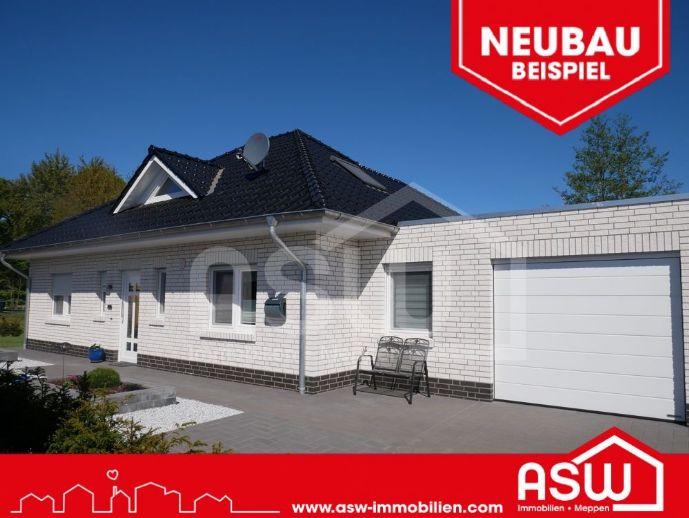 Neuwertiger Bungalow mit Dachgeschossausbau