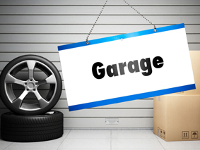 Detmold Garage, Detmold Stellplatz