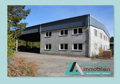 Templin Industrieflächen, Lagerflächen, Produktionshalle, Serviceflächen