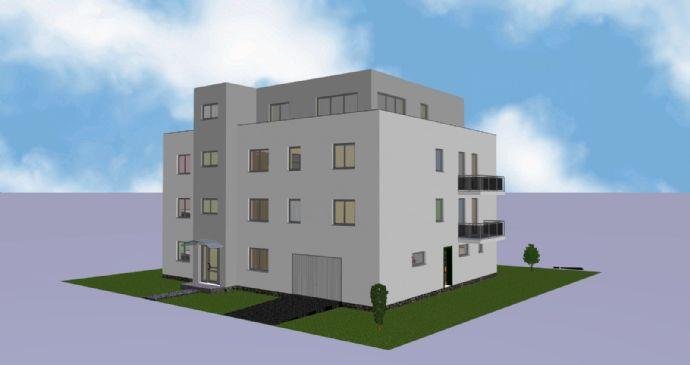 NEUBAU 3 ZKB Eigentumswohnung perfekte Lage in Kaufungen mit Balkon.