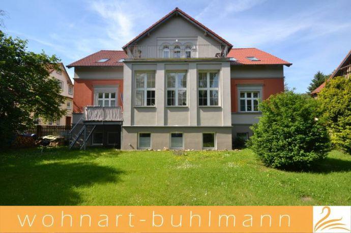 Gemütliche 5-Raum-Wohnung in ruhiger und zentraler Lage von Wernigerode