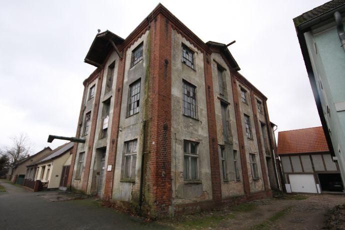 Historische Mühle mit viel Potenzial (Künstleratelier)