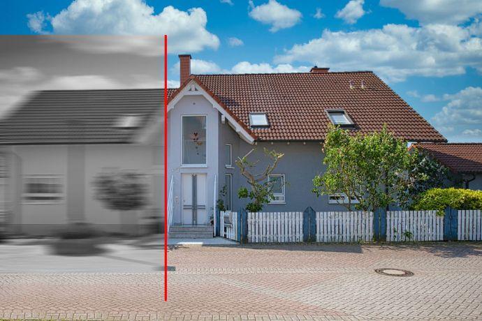 Sehr geräumige Doppelhaushälfte in schöner Lage
