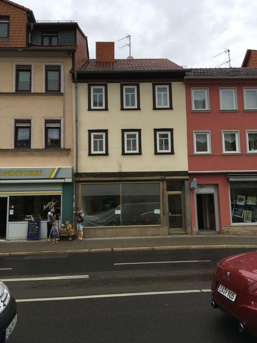 Wohn- und Geschäftshaus in Bahnhofsnähe in der Wartburgstadt Eisenach