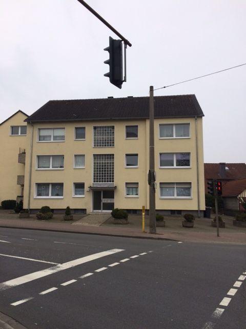 Oer-Erkenschwick,Top 2 1/2 Raum Wohnung, mit Balkon