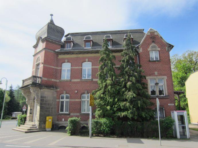 Wohn - und Geschäftshaus mit Denkmal-Abschreibung