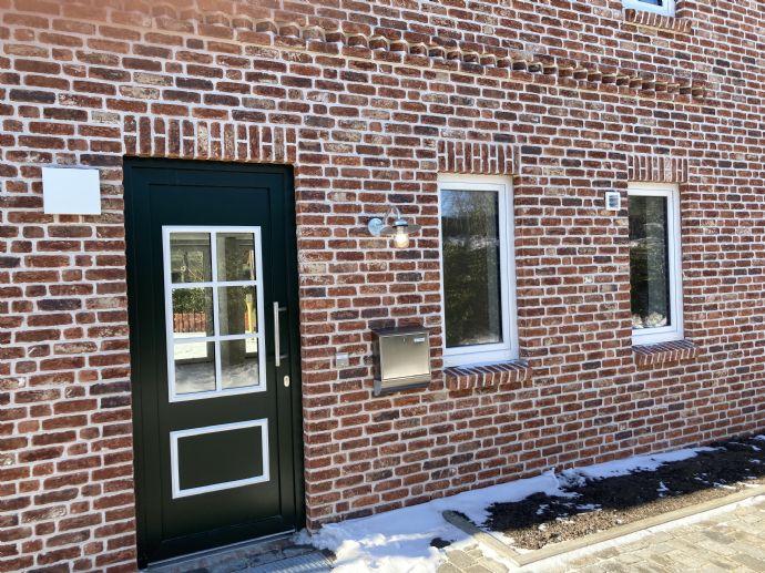 neues Apartment zentral in Sandkrug (KfW 40 Plus)