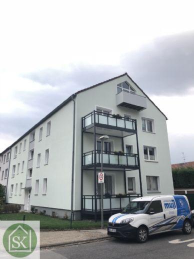 Renovierte 3,5-Raum-Wohnung mit Balkon & Tageslichtbad