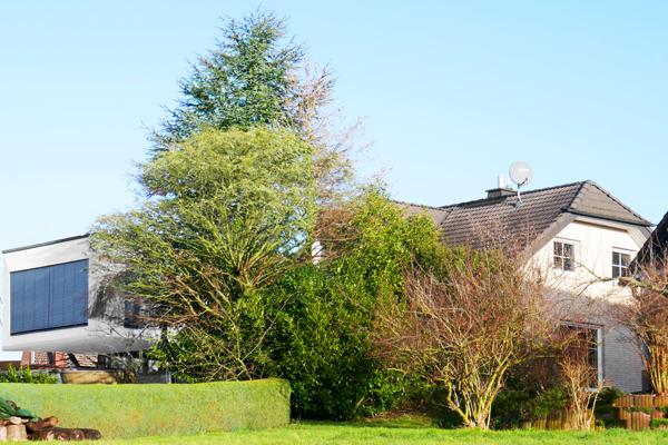 Altenritte / Bestlage...... Exklusive, elegante Villa im Bauhausstil zum Wohlfühlen und Repräsentieren