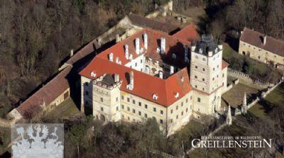 Schloss Greillenstein - Ferienwohnung Renaissancejuwel im Waldviertel