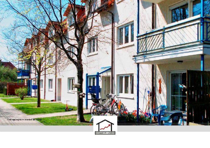 Für Eigennutzer! | Verschiedene Terrassen - & Etagenwohnungen in Seifertshain in grüner Lage / insges. 48 Wohnungen