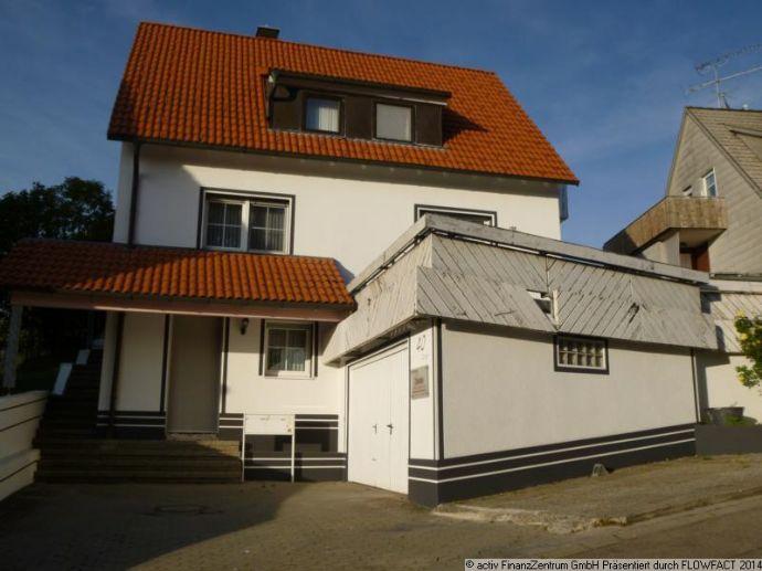 Finden Sie Ihr eigenes Zuhause in einer schönen und ruhigen Lage von Laichingen