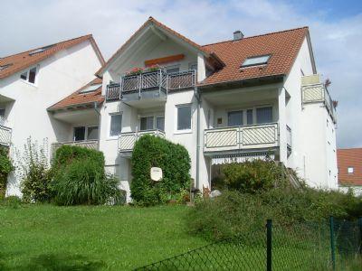 Geräumige 1-Raumwohnung in ruhiger, grüner Randlage von Radeberg!