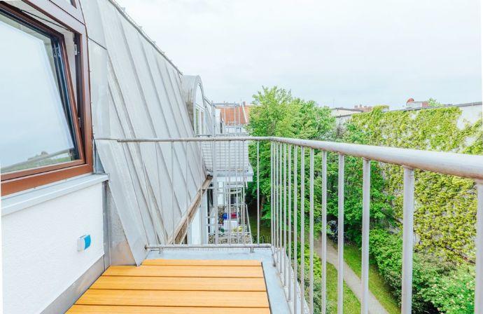 Central & Naturnah: Einmaliges Stadt-Studio!