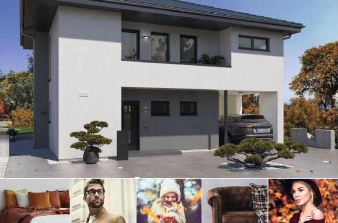 OKAL Haus - Ihr Traumhaus mit Grundstück! Eleganz & Komfort in Vollendung!