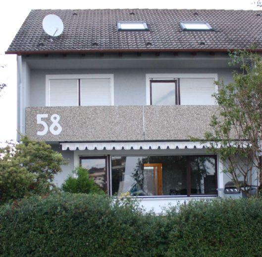 Geräumige Doppelhaushälfte in Bad Wimpfen