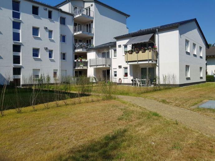 TOP-Terrassenwohnung mit Garten und offener Küche!