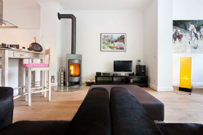 Villa Rex - Appartement Stranddistel -