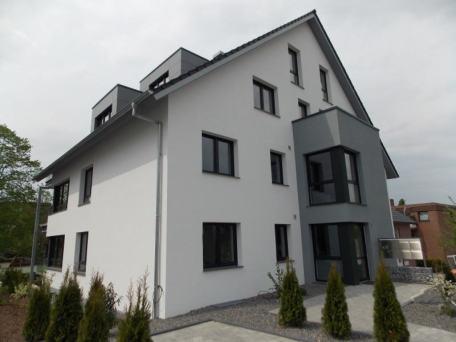 Helle Souterrainwohnung in der Südstadt von Bad Oeynhausen