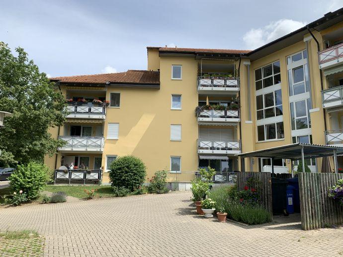 Schöne 1-Zimmer-Wohnung in gepflegter Wohnanlage