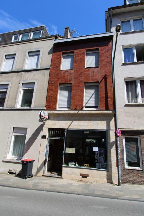 Wohn Geschäftshaus im Zentrum von Aachen mit TOP Rendite und Aufstockungsmöglichkeit