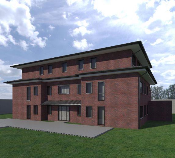 Moderner Neubau Erstbezug 3 Zimmer Erd-/Obergeschosswohnungen