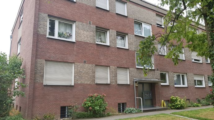Ansprechendes Single-Appartement in guter, ruhiger Lage von Moers-Asberg