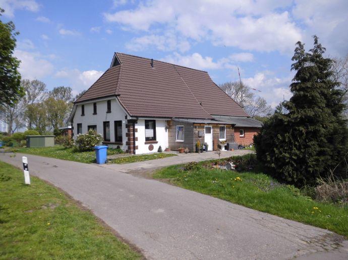 Haus am Elbdeich in Brunsbüttel