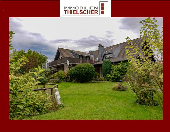 Großzügiges Zweifamilienhaus mit schönem Garten und 2 Garagen in Linnich-Gereonsweiler