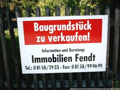 Wielenbach Grundstücke, Wielenbach Grundstück kaufen