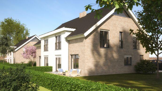 Wohn/Nutzfläche 241,43m² - Große Doppelhaushälfte in schöner Lage