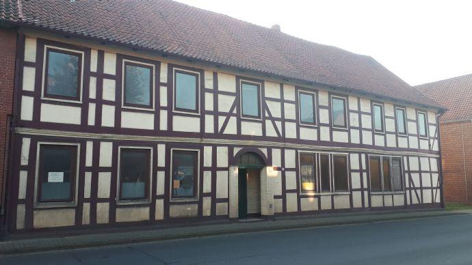 Fachwerkhaus mit Garten Nähe Steinhuder Meer