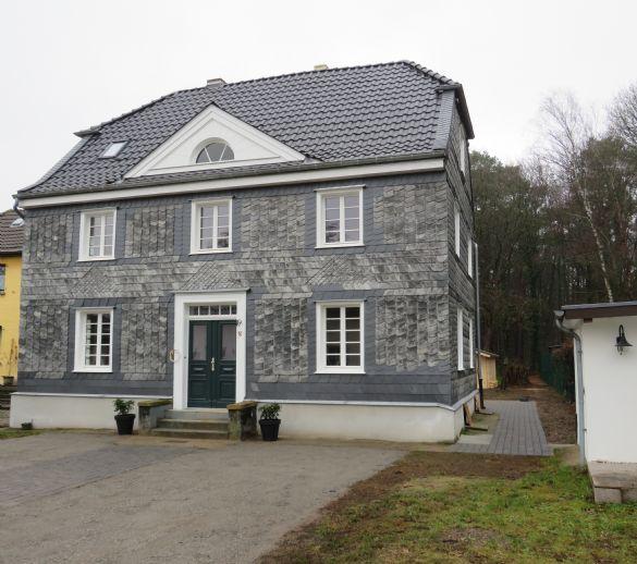 Denkmalgeschütztes und kernsaniertes Einfamilienhaus in Traumlage