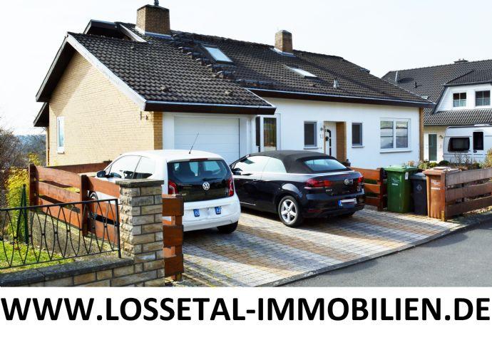 Großzügiges, modernisiertes Einfamilienhaus mit PV Anlage, in exponierter Ortsrandlage von Heiligenrode