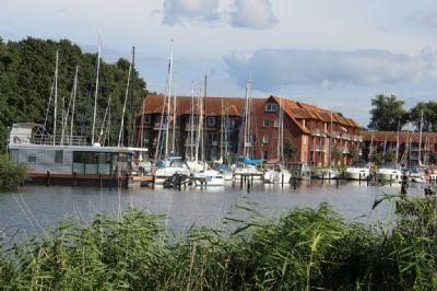 Traumhafte Ferienapartments in der Lagunenstadt am Haff in Ueckermünde