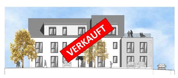 Hochwertige Neubauwohnung W6 mit Klimaanlage, PKW-Stellplatz und Aufzug!  Sehr ruhige und beliebte Lage