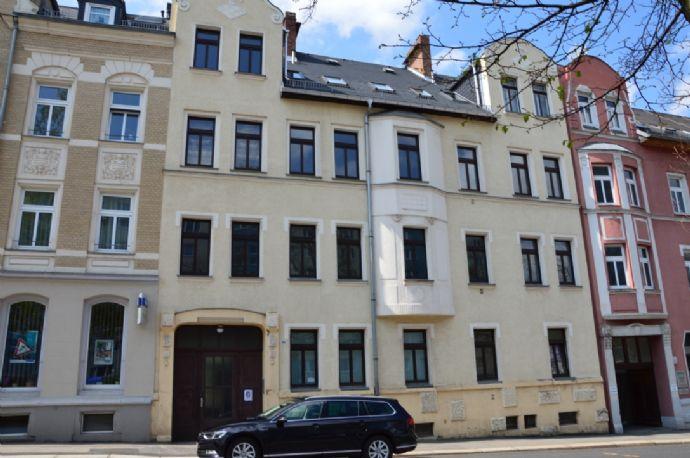 Einziehen und wohlfühlen! 2-Zimmer-Wohnung in Bernsdorf zu vermieten