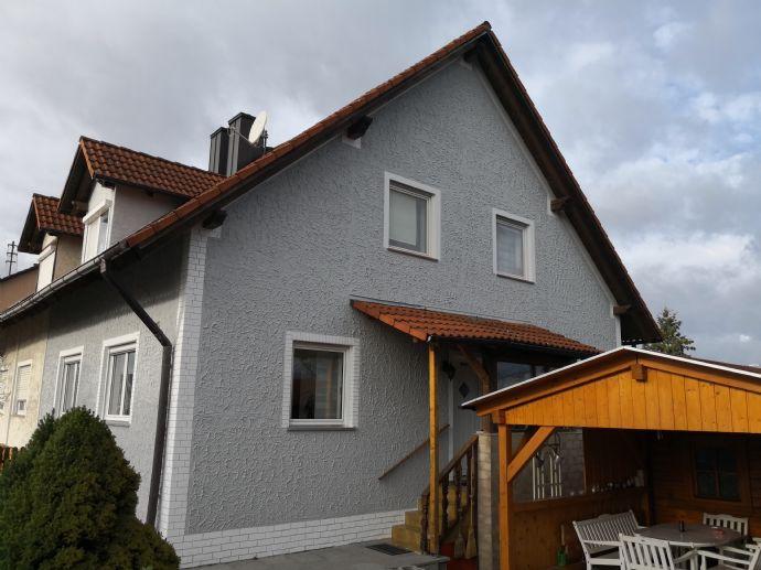 Doppelhaushälfte in Münchsmünster für eine große Familie