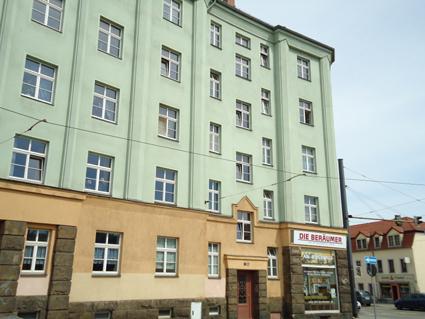 2-Zimmer-Wohnung in Dresden-Mickten für junge Leute