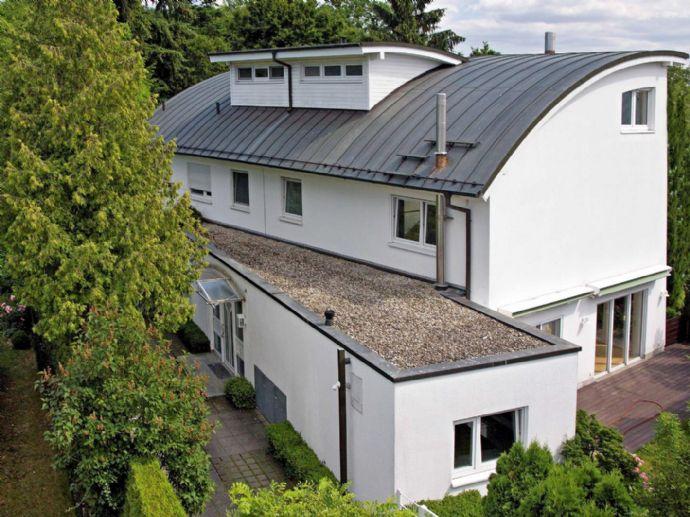 Exklusive Doppelhaushälfte im Hardtwald - provisionsfrei