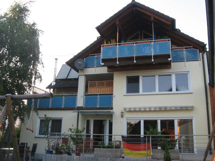 3-Zimmer-Whg. mit EBK und großer Süd-Terrasse in Überlingen-Bonndorf