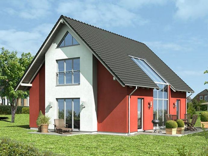 Modernes Einfamilienhaus in Stollberg sucht Bauherren