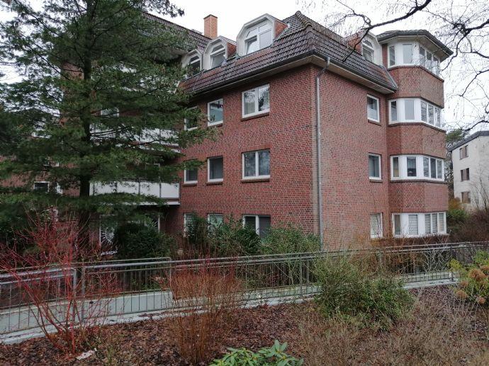 3- Zimmer-Wohnung mit Tiefgarage und Fahrstuhl in Schneverdingen